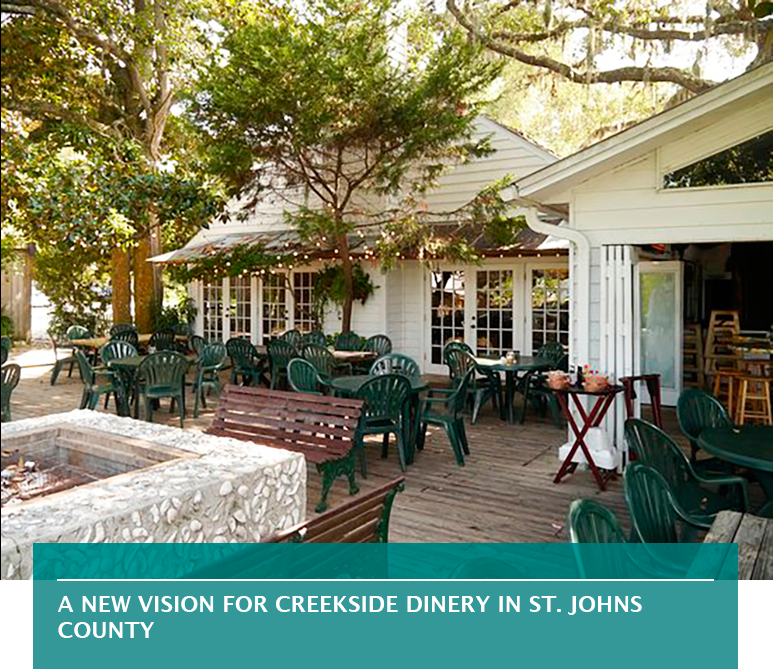 A new vision for Creekside Dinery in St. Johns County