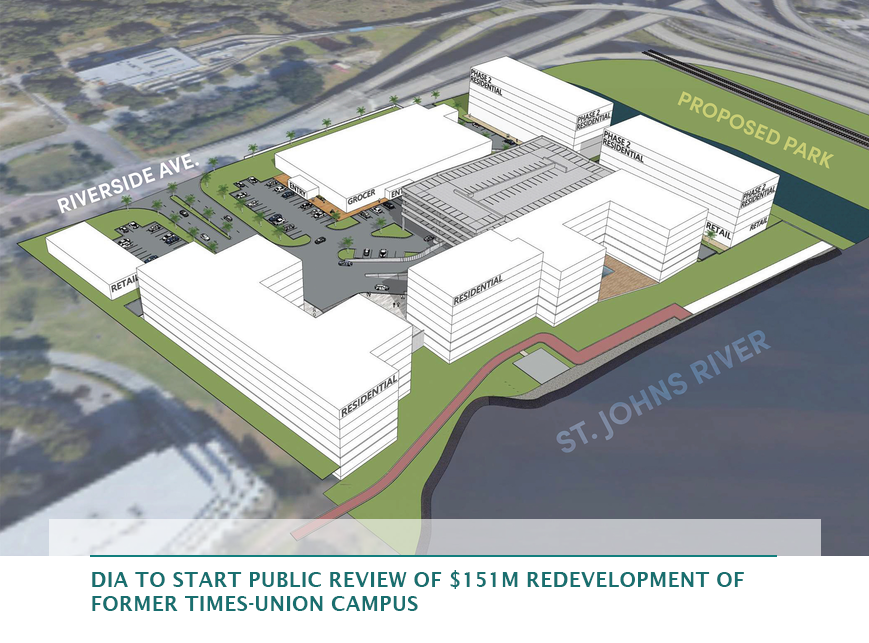 DIA to start public review of $151M redevelopment of former Times-Union campus