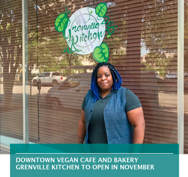Downtown vegan cafe and bakery Grenville Kitchen to open in November