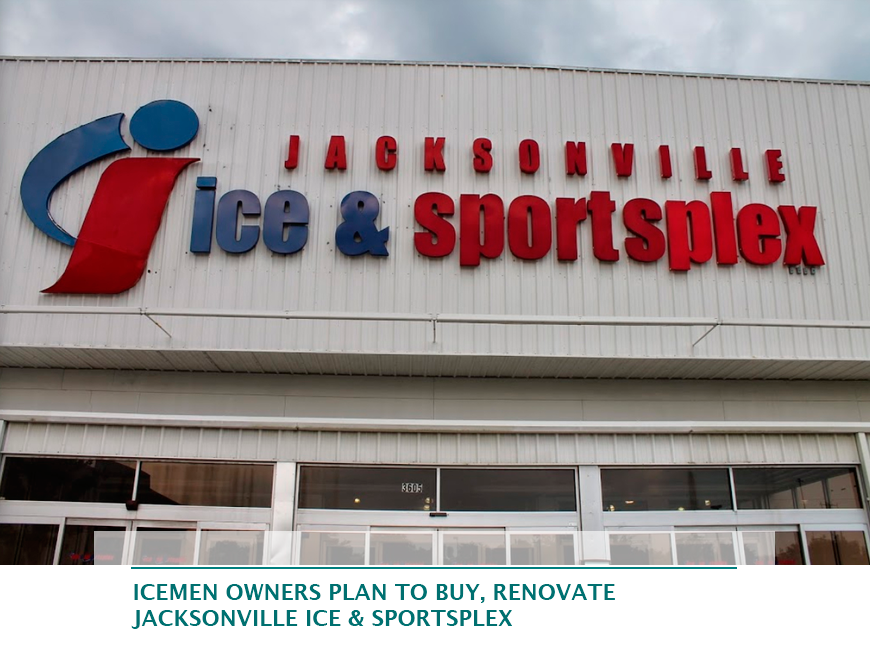 Icemen owners plan to buy, renovate Jacksonville Ice & Sportsplex