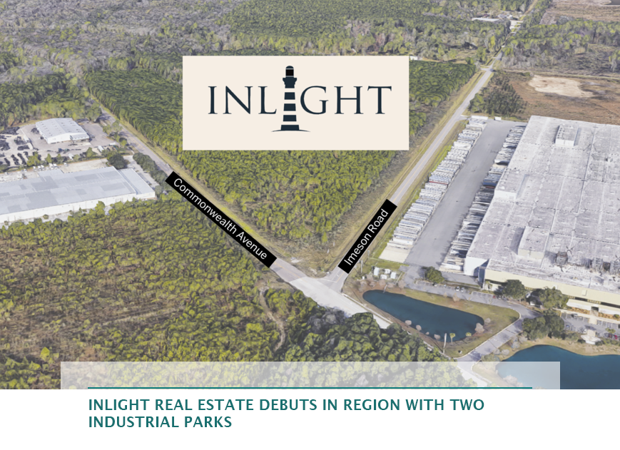 InLight Real Estate debuts in region with two industrial parks