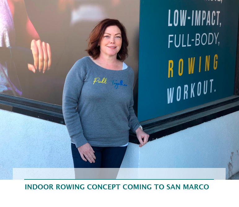 Indoor rowing concept coming to San Marco
