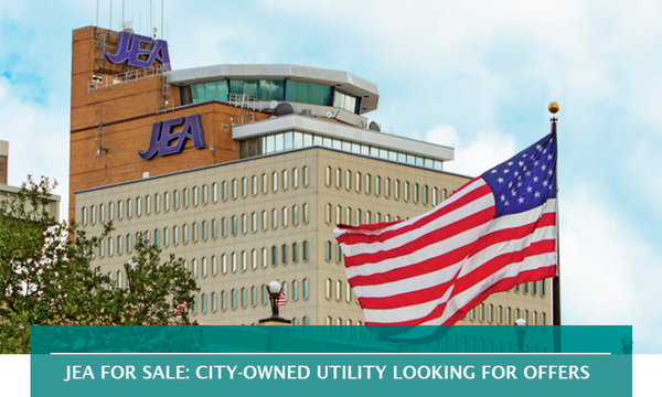 JEA for sale: City-owned utility looking for offers