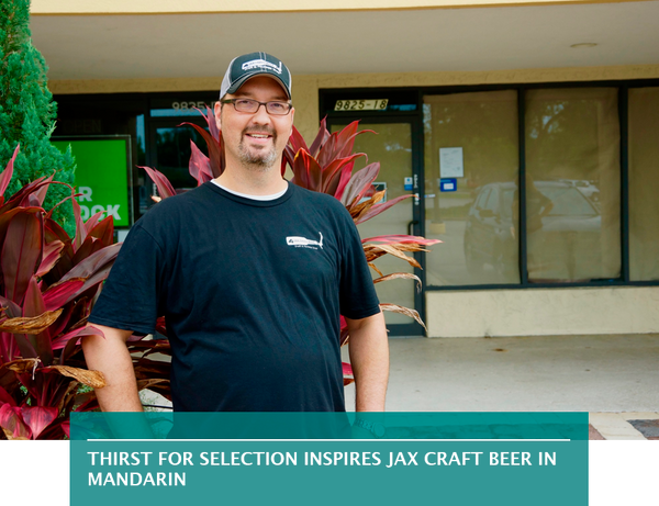 Thirst for selection inspires Jax Craft Beer in Mandarin