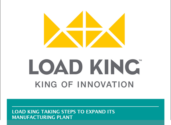 Load King taking steps to expand its manufacturing plant