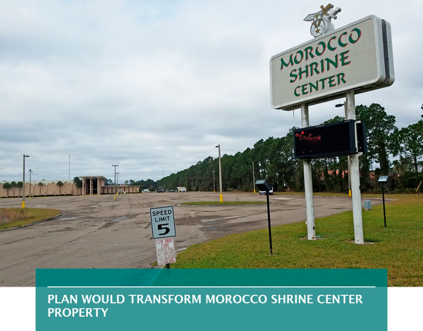 Plan would transform Morocco Shrine Center property
