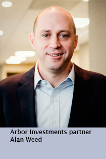 Arbor Investments partner Alan Weed