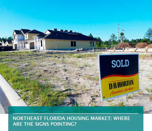 Northeast Florida housing market: Where are the signs pointing?