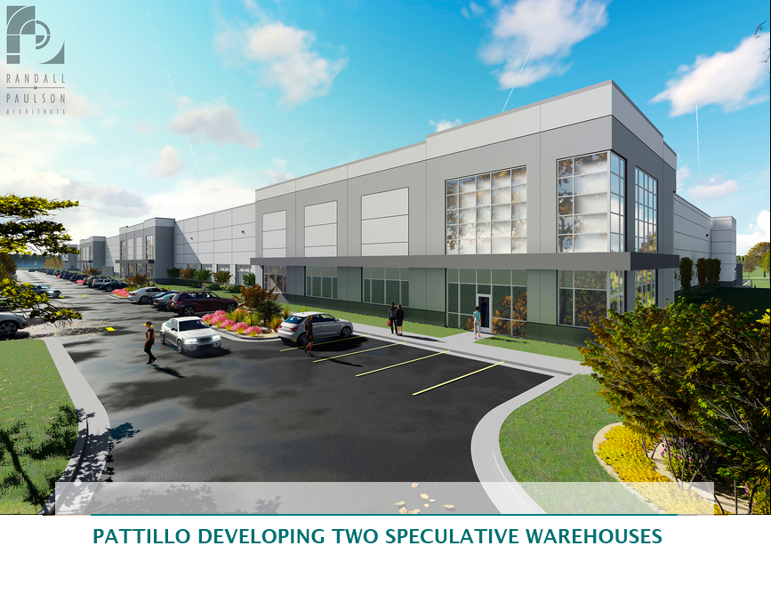 Pattillo developing two speculative warehouses