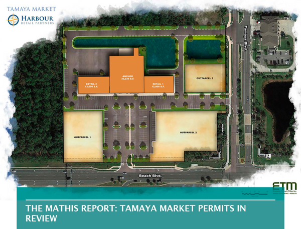 THE MATHIS REPORT: TAMAYA MARKET PERMITS IN REVIEW