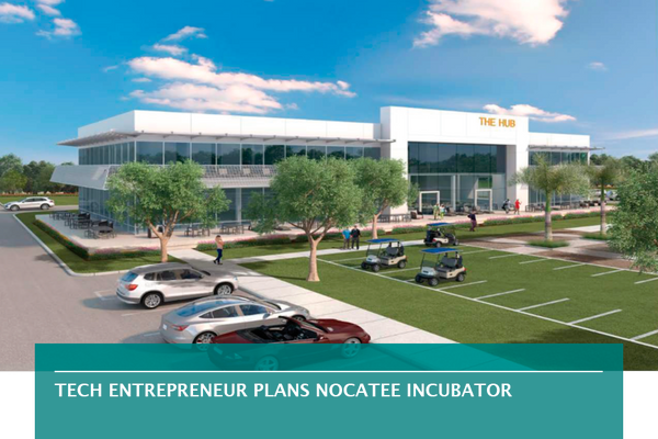 Tech entrepreneur plans Nocatee incubator