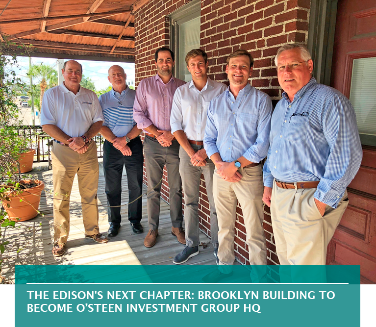 The Edison's next chapter: Brooklyn building to become O'Steen Investment Group HQ