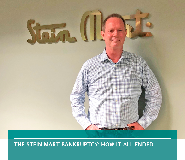 The Stein Mart bankruptcy: How it all ended