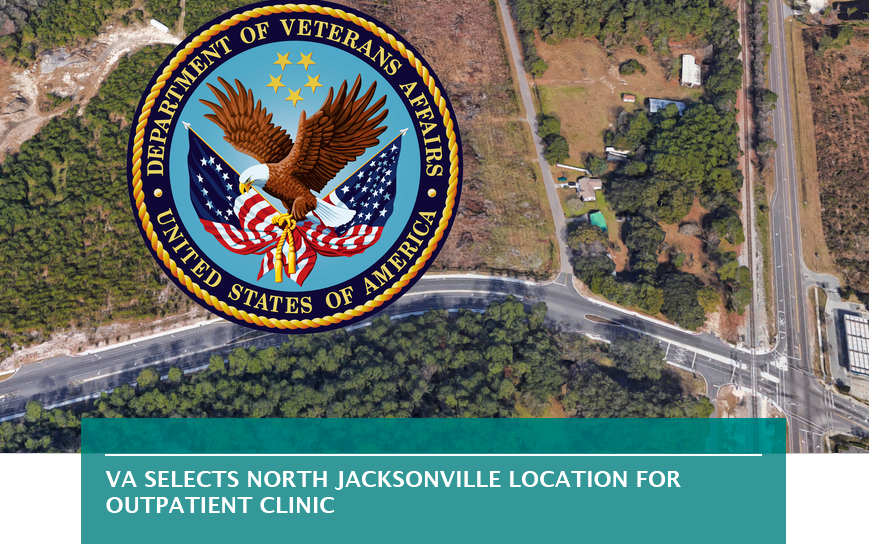 VA selects North Jacksonville location for outpatient clinic