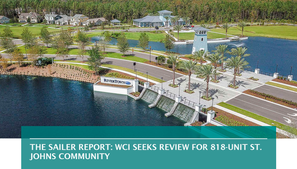 The Sailer Report: WCI seeks review for 818-unit St. Johns community