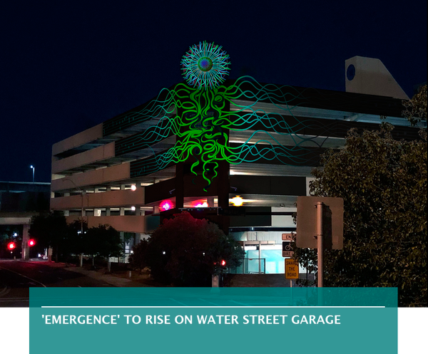 'Emergence' to rise on Water Street Garage