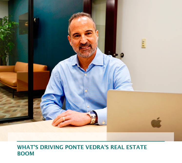 What's driving Ponte Vedra's real estate boom