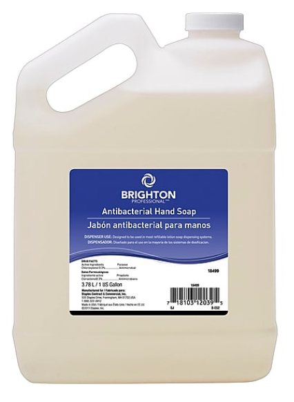 Brighton Professional Antibacterial Hand Soap, 1 Gallon