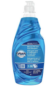 Dawn Professional Manual Pot and Pan Detergent, Original, 38 oz.
