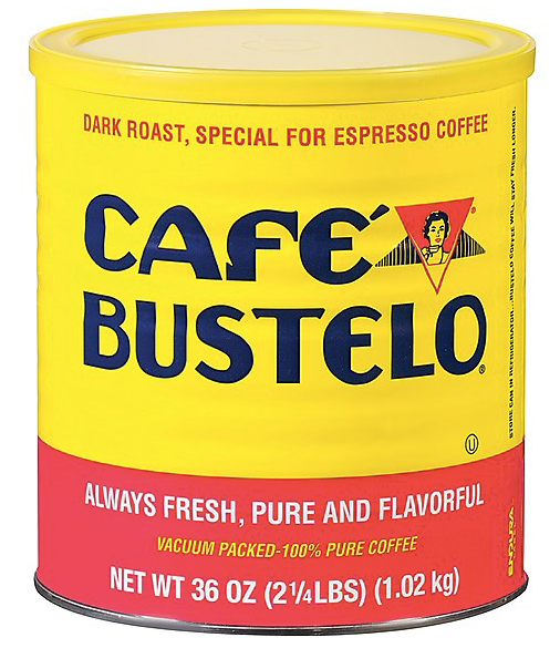 Cafe Bustelo® Dark Roast Coffee, 36 oz. Canister