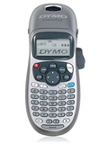 "DYMO LetraTag Plus Personal Label Maker, 2-Line, Up to 0.5"" LetraTag Tape"