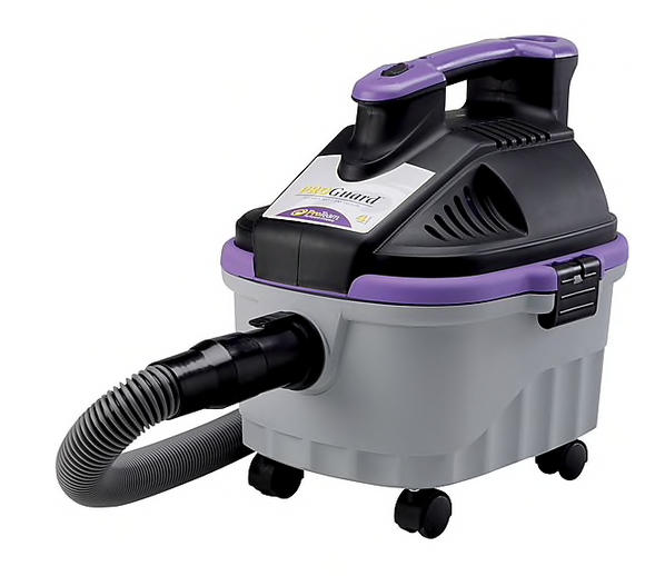 ProTeam ProGuard 4 107128 Portable Vacuum Cleaner, 4 gal.