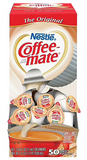 Nestle® Coffee-mate® Coffee Creamer, Original, .375 oz Liquid Creamer Singles, 50/Box