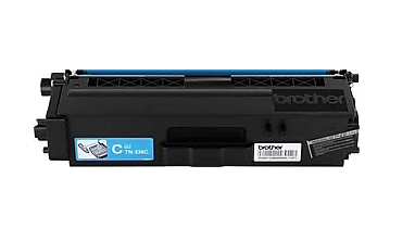 Brother Genuine TN336C Cyan High Yield Original Laser Toner Cartridge