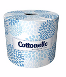Kleenex Cottonelle 2-Ply Standard Toilet Paper, White, 451 Sheets/Roll, 20 Rolls/Carton **Backordered until: Wednesday, Apr 7th**