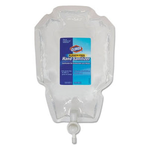 Clorox® Hand Sanitizer Push Button Dispenser Refill, 1 Liter