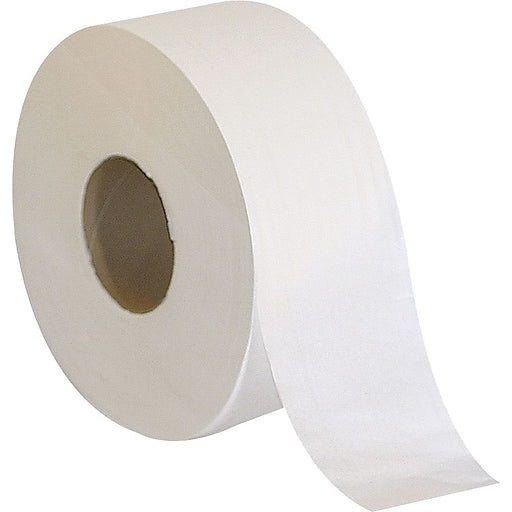 Acclaim 1-Ply Jumbo Jr. Toilet Paper by GP PRO, White, 2000' Per Roll, 8 Rolls/Case (13718)