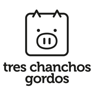 tres chanchos gordos