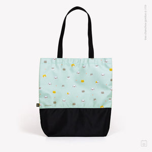 Bolso menta Cats & Dogs
