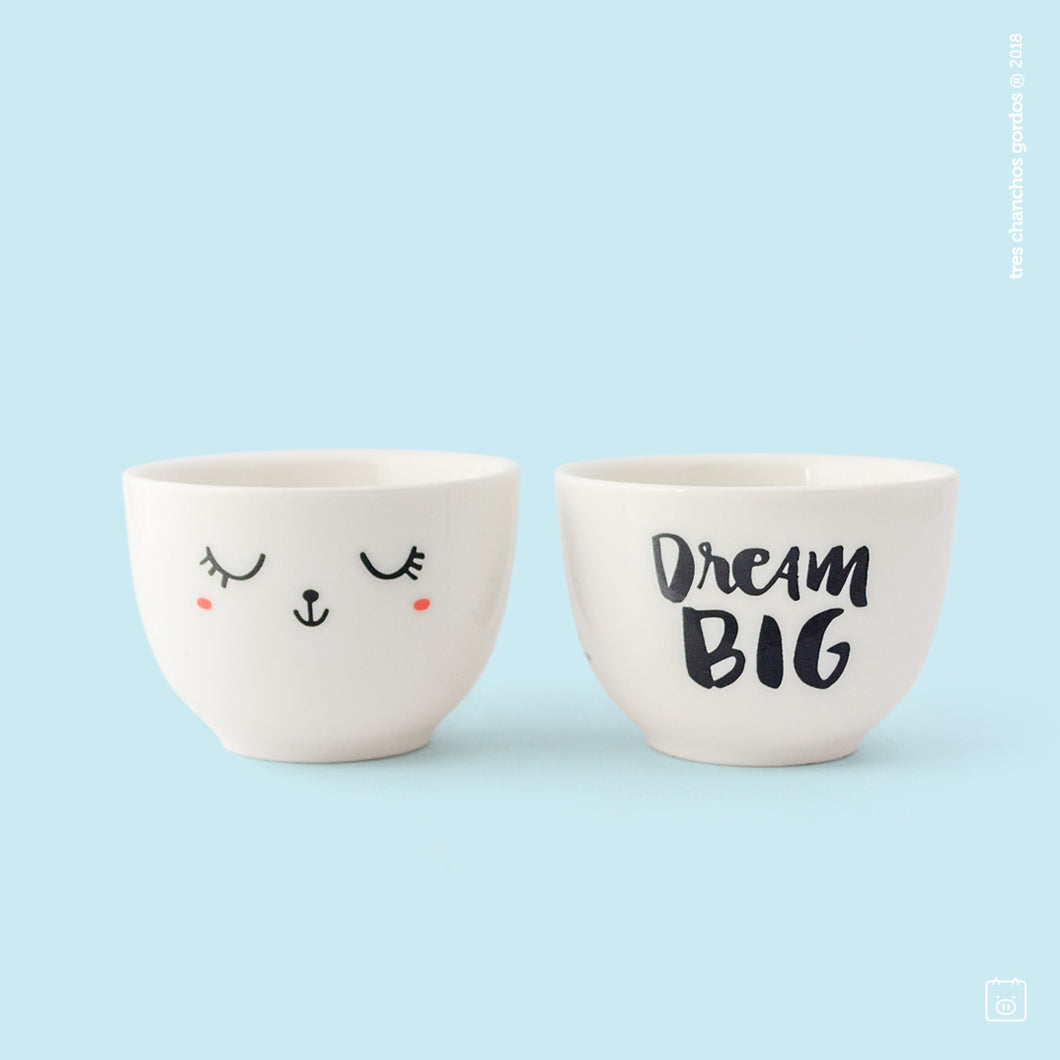 Maceta chica - Dream big