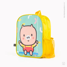 Mochila Happy - Chancho amarillo