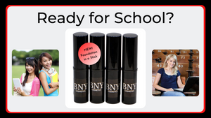 Back To School Make-Up Tips