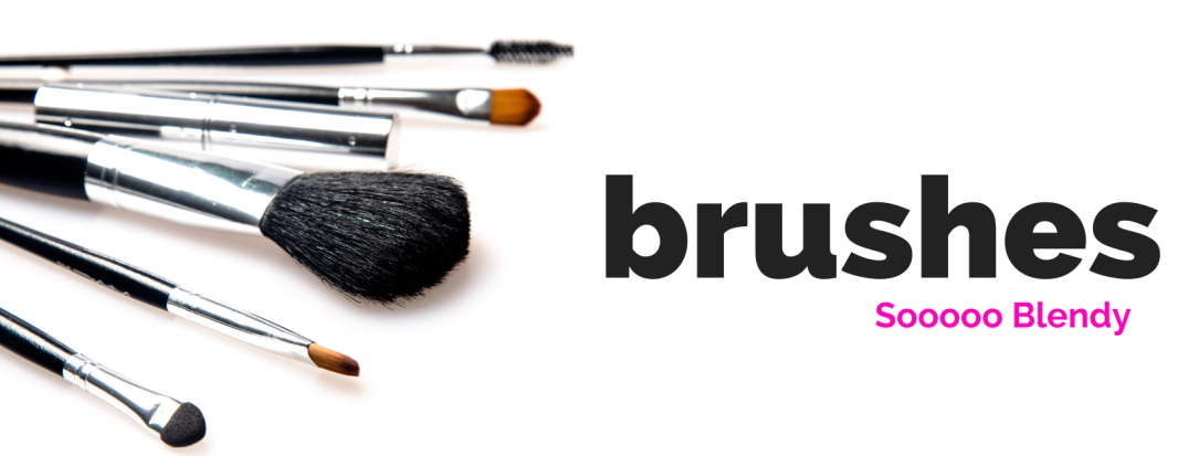Apply makeup with our brushes designed to create a flawless look. Easy to apply products with this brushes that come in different shapes and sizes