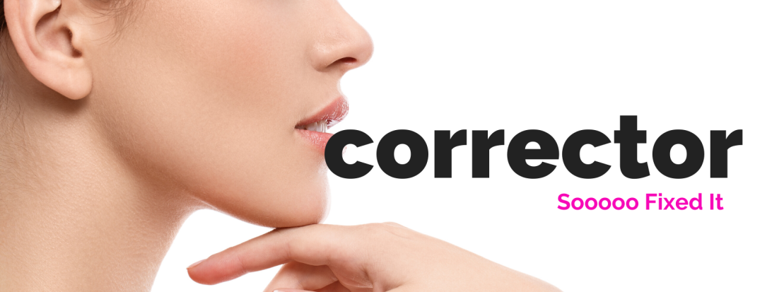 Correctors smooth the surface of your skin and correct blemishes, redness, dark circles and other problems.
