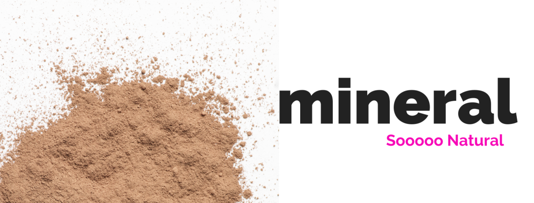 Mineral makeup products like loose powder, eye shadow and lipstick use all natural ingredients perfect for those with sensitive skin or who struggle with acne
