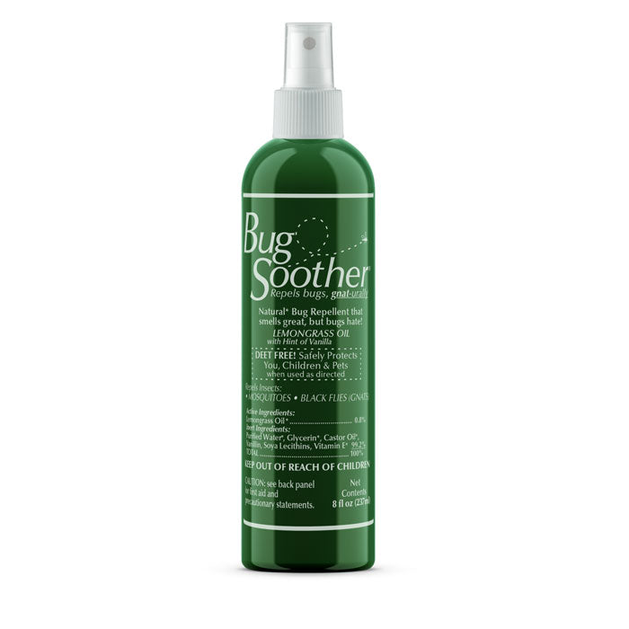 Bug Soother: The Natural Bug Repellent