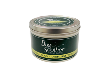 Bug Soother Natural* Mosquito Repellent Candle- 8 oz.