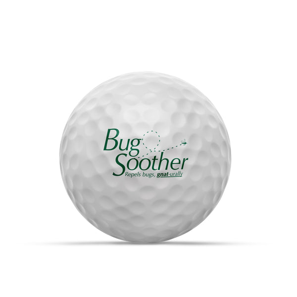 Bug Soother Golf Balls (3-pack)