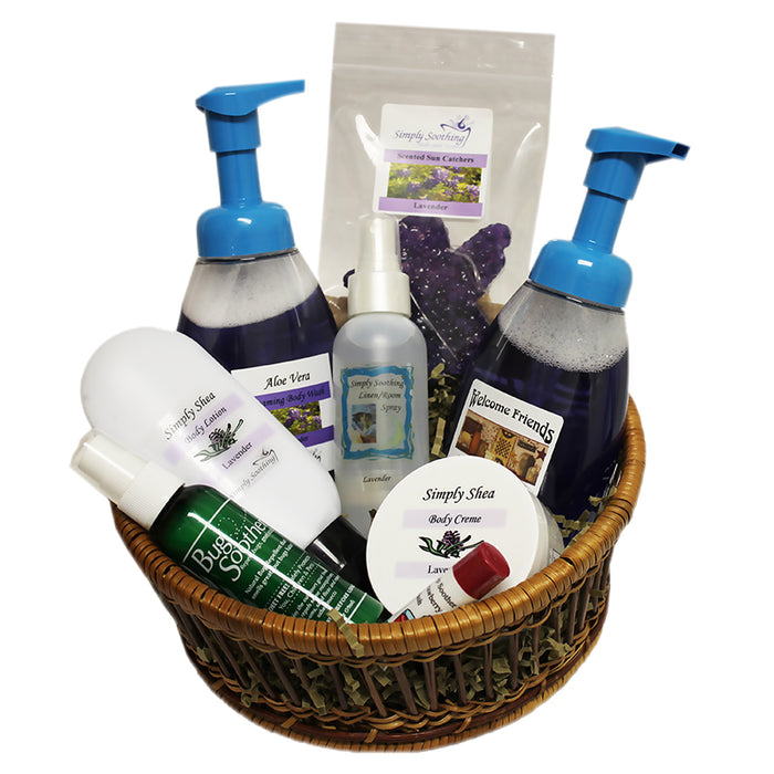 Medium Simply Soothing Basket