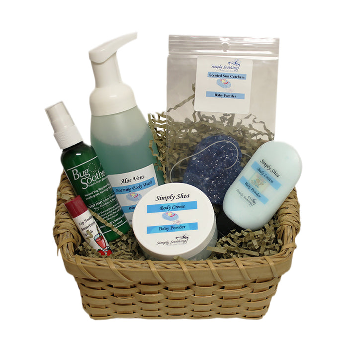 Small Simply Soothing Basket