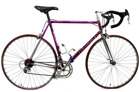 VINTAGE LUGGED STEEL RACE BIKE COLNAGO TECNOS CAMPAGNOLO RECORD CHORUS