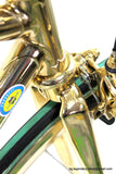 Luxury Columbus Crono 26-28 Campagnolo Super Record Vintage Race Bike Time Trial