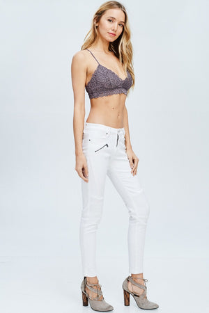 Crochet Triangle Bralette