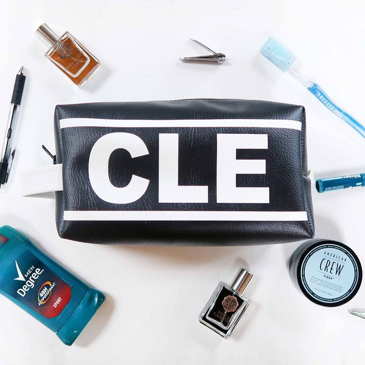 Large CLE Travel Toiletry Bag