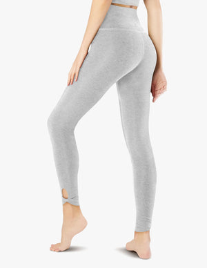 Twisted HW Midi Legging