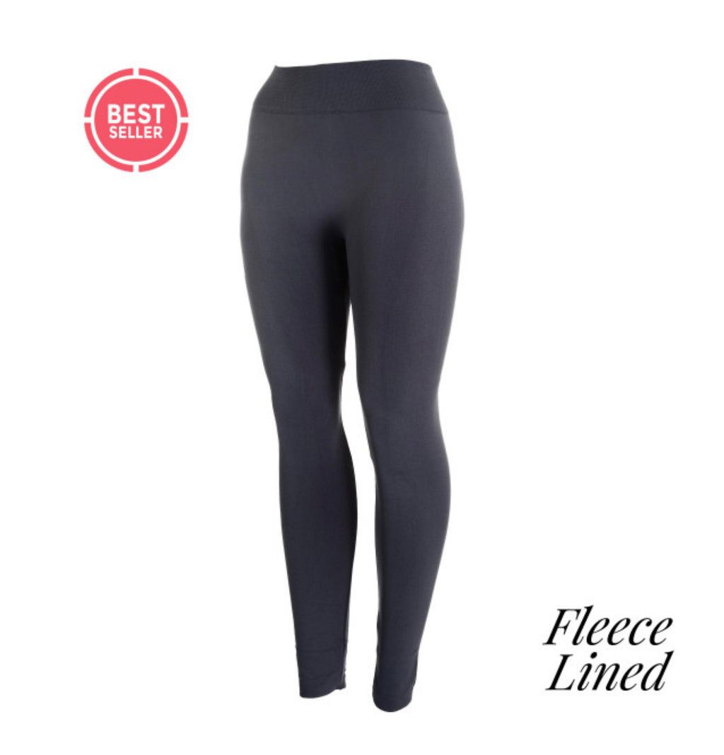 Polar Leggings - Fleece Lined